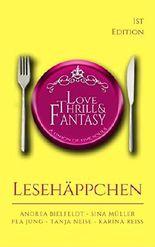 Lesehäppchen 1st Edition: Love-Thrill-Fantasy