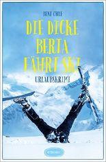 Die dicke Berta fährt Ski