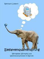 Elefantenquantensprung: Wortspiele, Wortwitz und Wortkonstrukte in Reimen