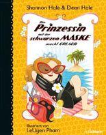 Die Prinzessin mit der schwarzen Maske (Bd. 4)