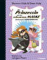 Die Prinzessin mit der schwarzen Maske (Bd. 5)
