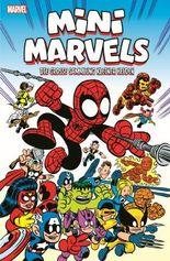 Mini Marvels: Die große Sammlung kleiner Helden