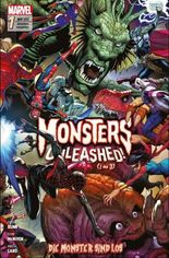 Monsters Unleashed: Die Monster sind los