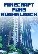 Minecraft Fans Ausmalbuch