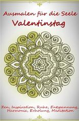 Ausmalen für die Seele - Valentinstag