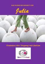 Das kleine Rechenheft von Julia