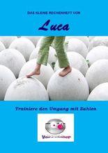 Das kleine Rechenheft von Luca