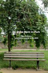Die kleine Bank im Park