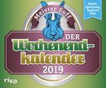 Der Wochenendkalender 2019