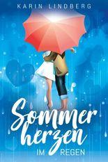 Sommerherzen im Regen