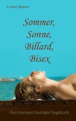 Sommer, Sonne, Billard, Bisex