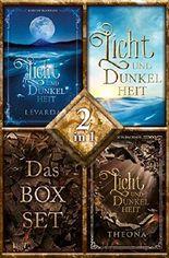 Licht und Dunkelheit Sammelband 1: Levarda und Theona