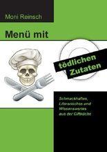 Menü mit tödlichen Zutaten
