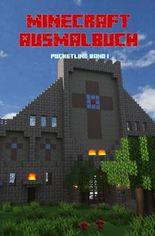 Minecraft Ausmalbuch - Pocketline Band 1