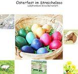 Osterfest im Streichelzoo