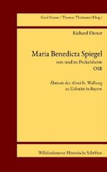 Maria Benedicta Spiegel OSB