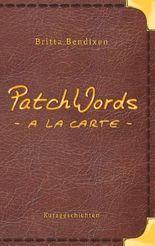 PatchWords - a la carte