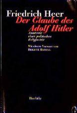 Der Glaube des Adolph Hitler