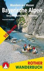 Wandern am Wasser Bayerischen Alpen
