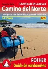 Chemin de St-Jacques - Camino del Norte (französische Ausgabe)