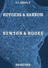 Huygens and Barrow, Newton and Hooke