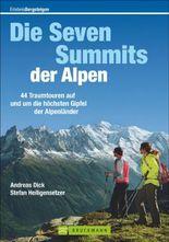 Die Seven Summits der Alpen
