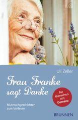 Frau Franke sagt Danke