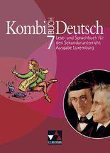 Kombi-Buch Deutsch – Ausgabe Luxemburg / Kombi-Buch Deutsch 7