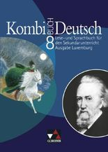 Kombi-Buch Deutsch - Ausgabe Luxemburg / Kombi-Buch Deutsch 8