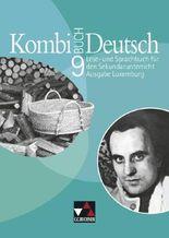 Kombi-Buch Deutsch - Ausgabe Luxemburg / Kombi-Buch Deutsch 9