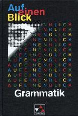 Auf einen Blick: Grammatik - neu