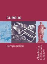 Cursus Kurzgrammatik