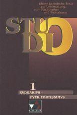 Studio. Kleine lateinische Texte zur Unterhaltung, zum Nachdenken und Weiterlesen / Rudgarius - puer fortissimus