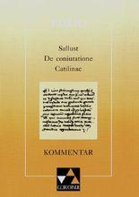 De coniuratione Catilinae. Mit Begleittexten