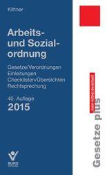 Arbeits- und Sozialordnung