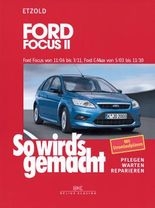 Ford Focus II 11/04-3/11, Ford C-Max 5/03-11/10