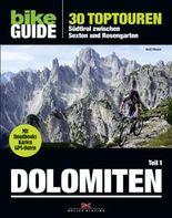 BIKE Guide Dolomiten (Band 1)