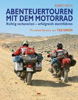 Abenteuertouren mit dem Motorrad
