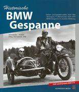 Historische BMW-Gespanne