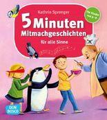 5-Minuten-Mitmachgeschichten für alle Sinne