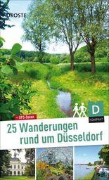 25 Wanderungen rund um Düsseldorf