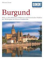DuMont Kunst-Reiseführer Burgund