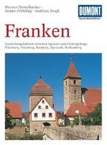 DuMont Kunst-Reiseführer Franken