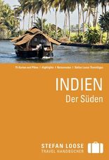 Stefan Loose Reiseführer Indien, Der Süden