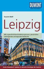 DuMont Reise-Taschenbuch Reiseführer Leipzig