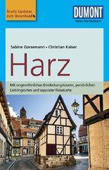 DuMont Reise-Taschenbuch Reiseführer Harz