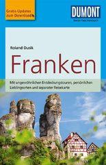 DuMont Reise-Taschenbuch Reiseführer Franken