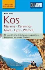 DuMont Reise-Taschenbuch Reiseführer Kos, Níssyros, Kálymnos, Léros, Lipsí, Pátm