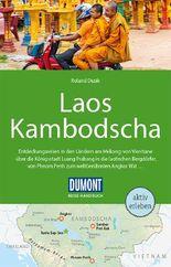 DuMont Reise-Handbuch Reiseführer Laos, Kambodscha