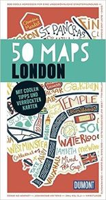 50 Maps London (DuMont Reiseführer)